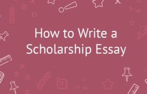 Scholarship Tips & Advice - Student Scholarship Search